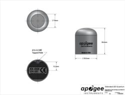 SQ-640 Series Technical Drawing